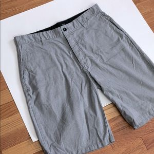 KR3W Gray Shorts, 34